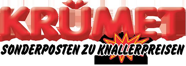 KRÜMET-Sonderpostenmärkte Logo
